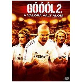 Góóól 2. (DVD)