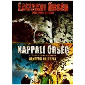 Nappali őrség / Éjszakai őrség (2 DVD)