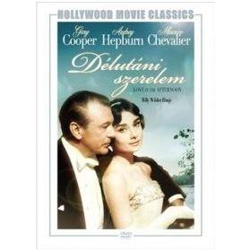 Délutáni szerelem (DVD)