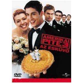 Amerikai pite 3. (DVD)