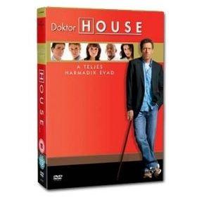 Doktor House 3. Évad (6 DVD)