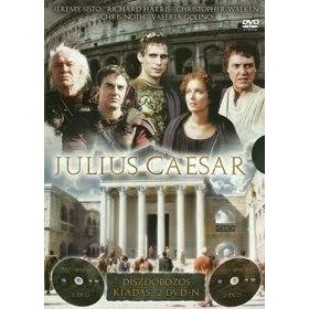 Julius Caesar 1-2. (BBC) (2 DVD)