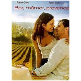 Bor, mámor, Provence (DVD)