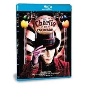 Charlie és a csokigyár (Blu-ray)