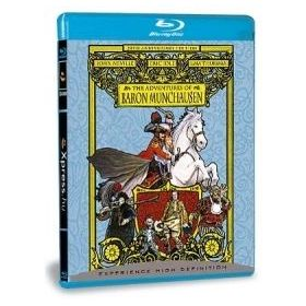 Münchausen báró kalandjai (Blu-ray)