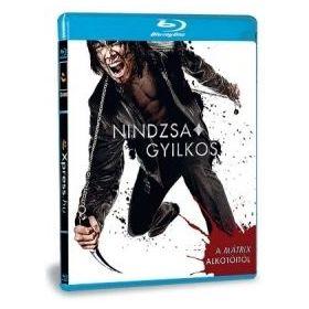 Nindzsagyilkos (Blu-ray)
