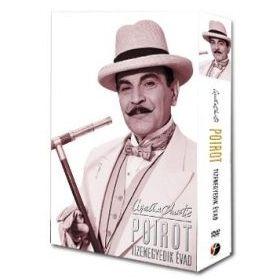 Agatha Christie-Poirot-Teljes 11. évad (4 DVD)  *Nem díszdobozos kiadás*