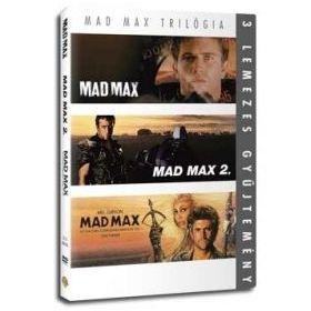 Mad Max trilógia 1-3. (3 DVD)