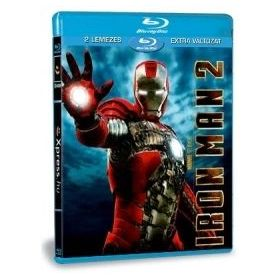 Iron Man - A vasember 2. (Blu-ray)
