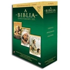 Biblia Gyűjtemény III. (3 DVD)