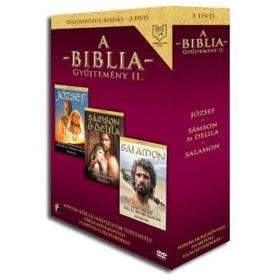 Biblia Gyűjtemény II. (3 DVD)