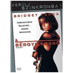 A bérgyilkosnő (DVD) *Kerülj szinkronba*
