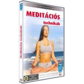 Meditációs technikák (DVD)