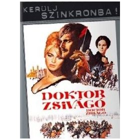 Doktor Zsivágó (szinkronizált változat) (DVD)