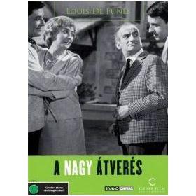 Louis De Funes: A nagy átverés (DVD)