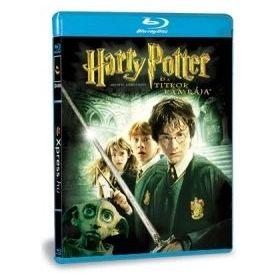 Harry Potter és a Titkok kamrája (Blu-ray)