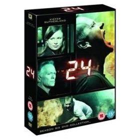 24 - Hatodik évad (7 DVD)