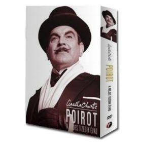 Agatha Christie-Poirot-Teljes 10. évad (4 DVD) *új kiadás*