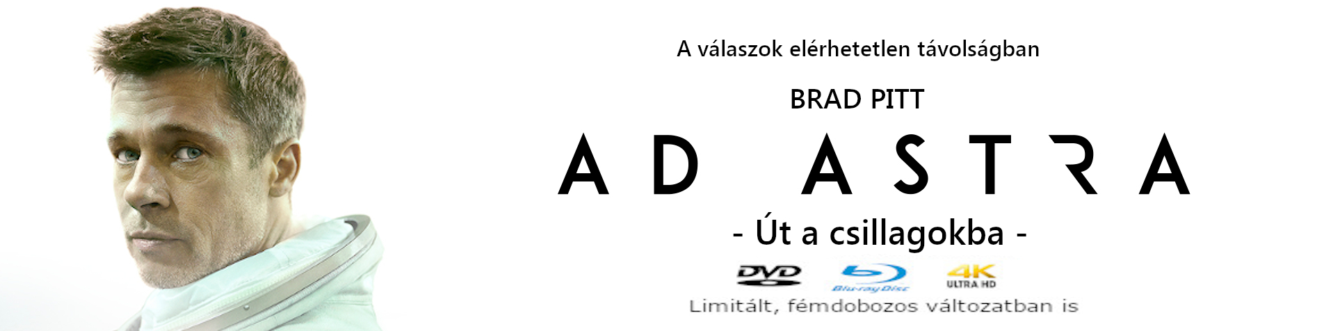 Ad Astra - DVD