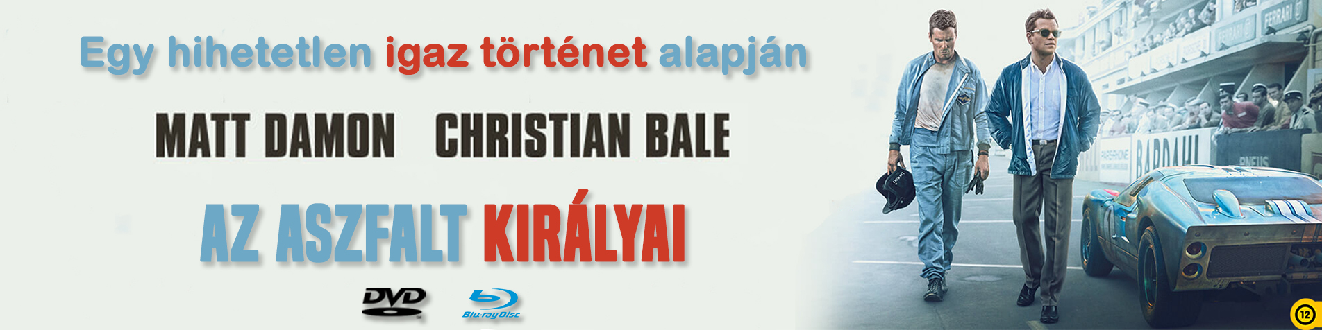 Aszfalt - DVD