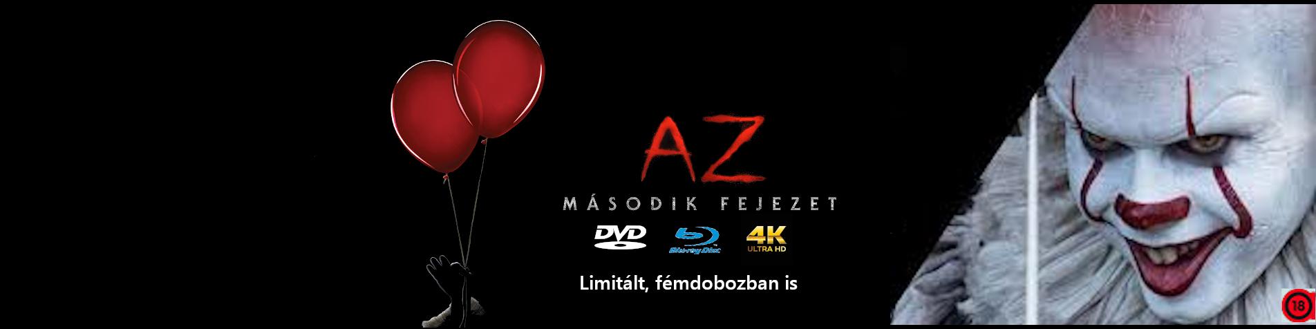 Az2 - DVD