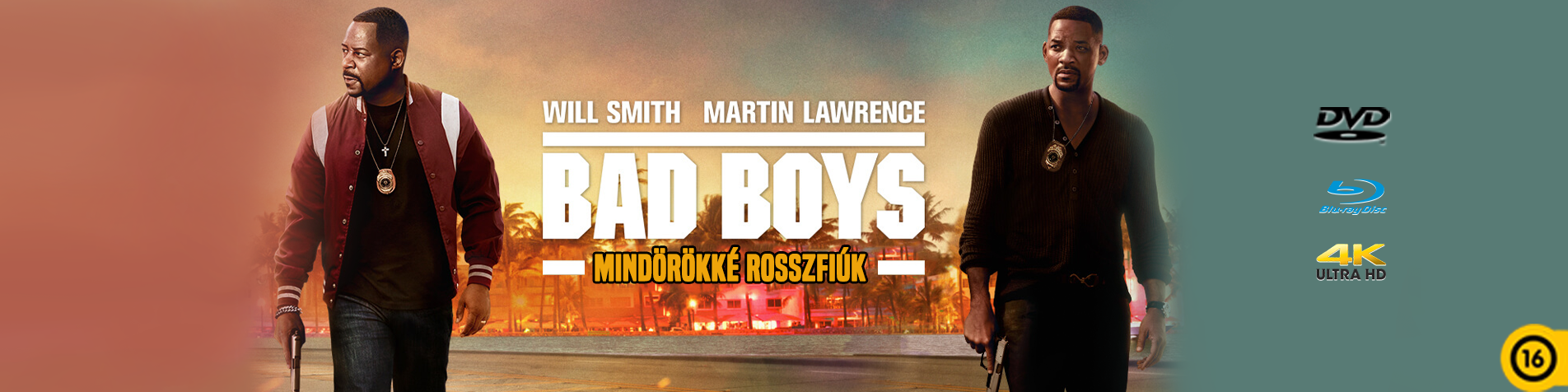 Bad Boys - Bluray