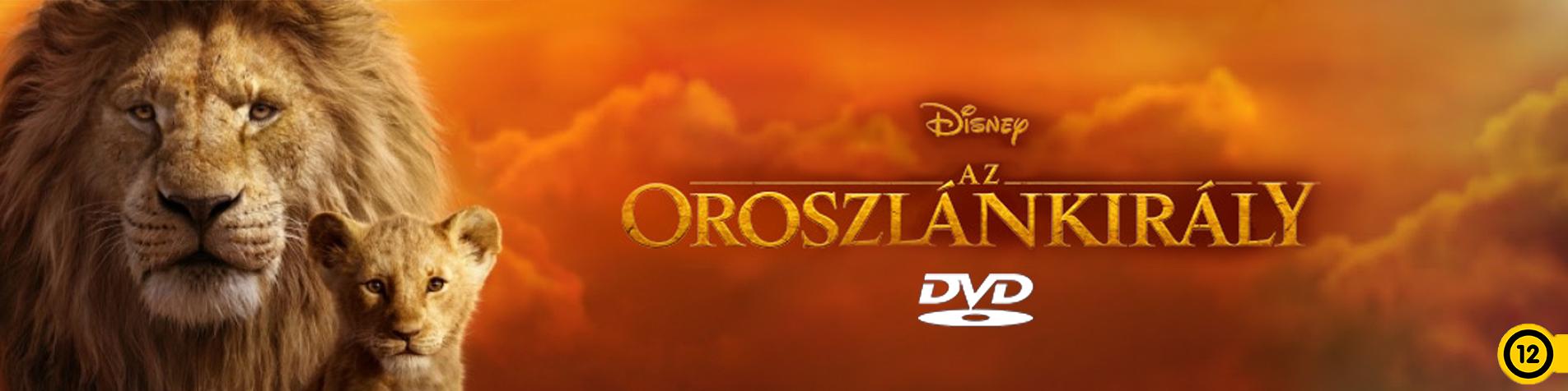 Oroszlán - DVD