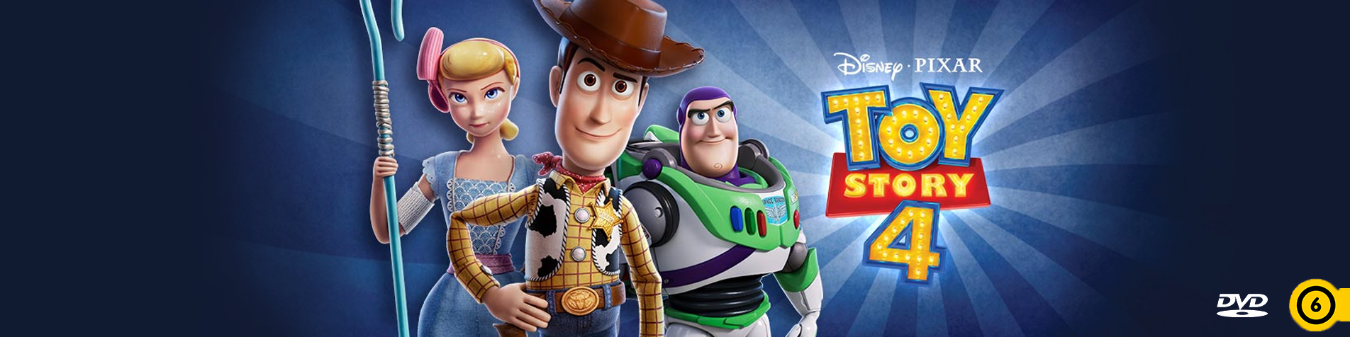 Toystory4 - Bluray