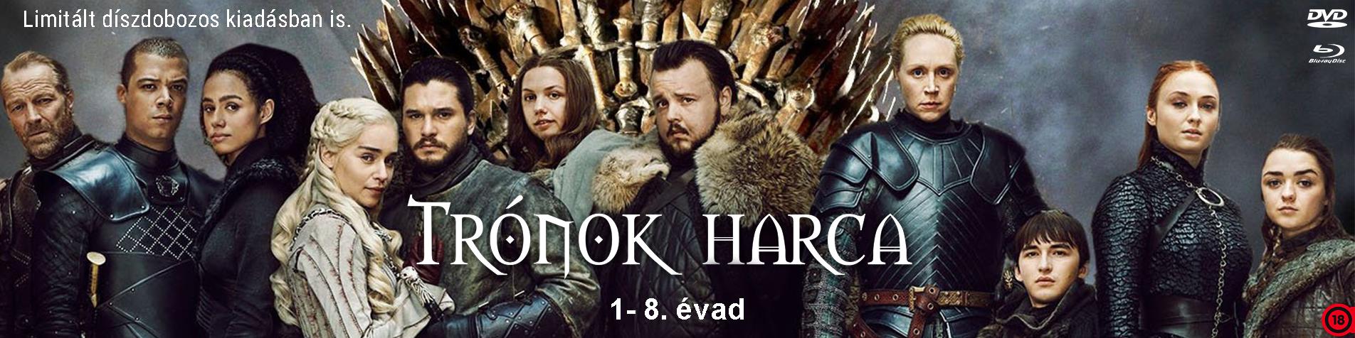 Tónok 8 - DVD