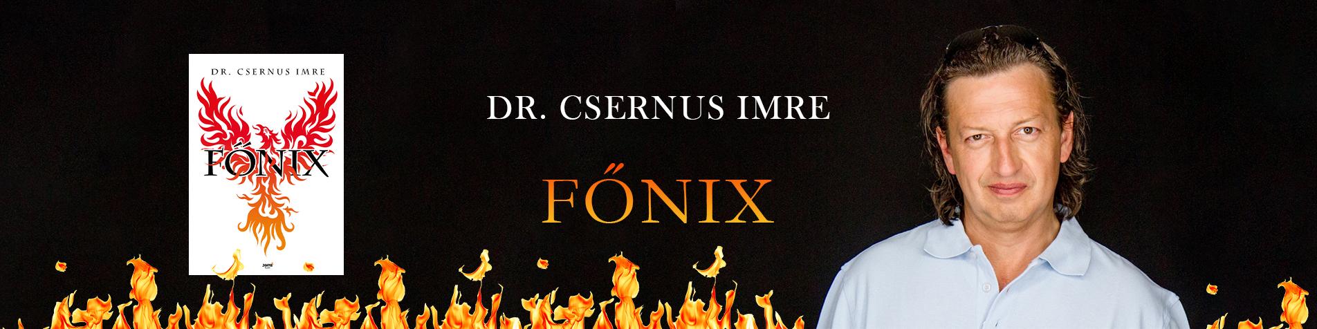 Főnix - könyv