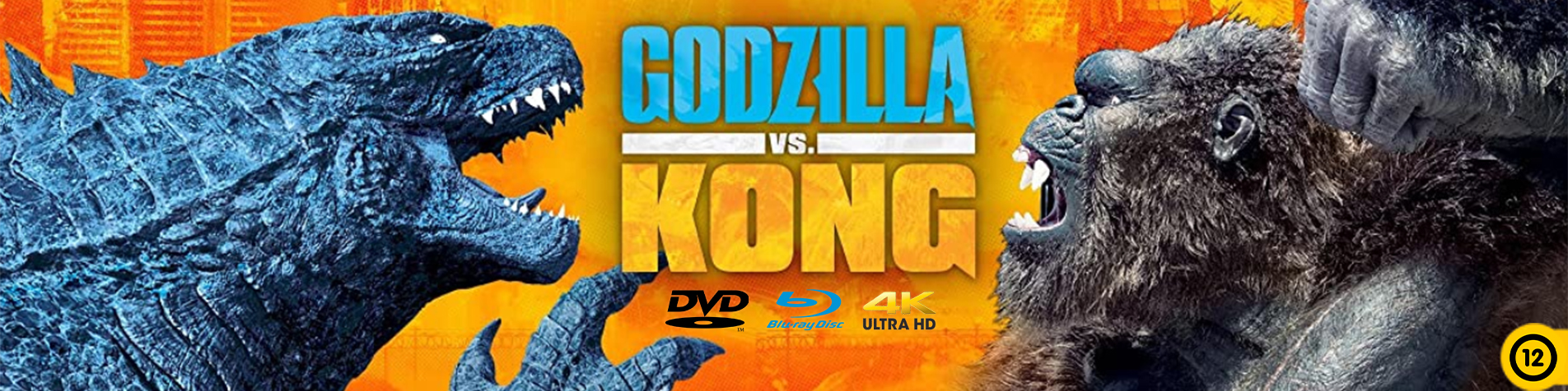Godzilla - DVD