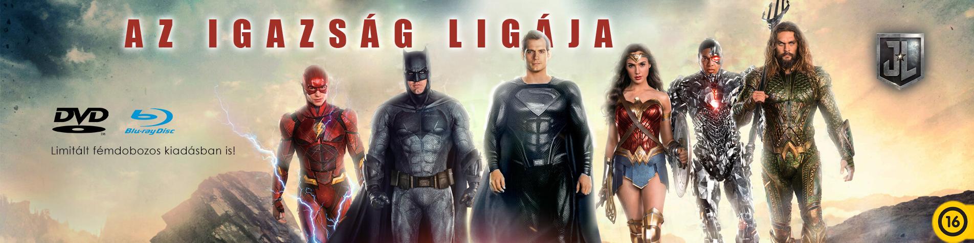 Igazság - DVD