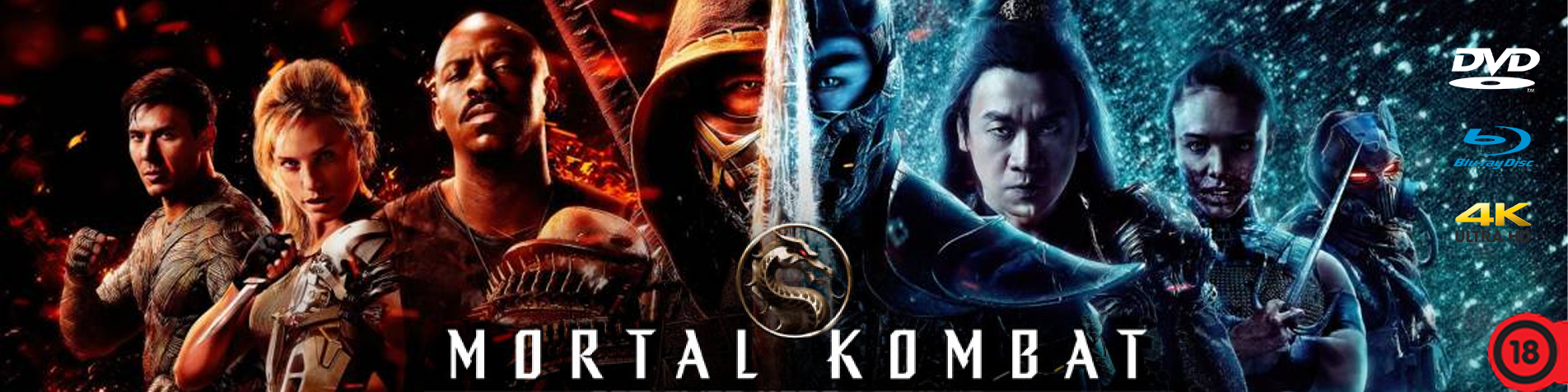 Mortal - DVD