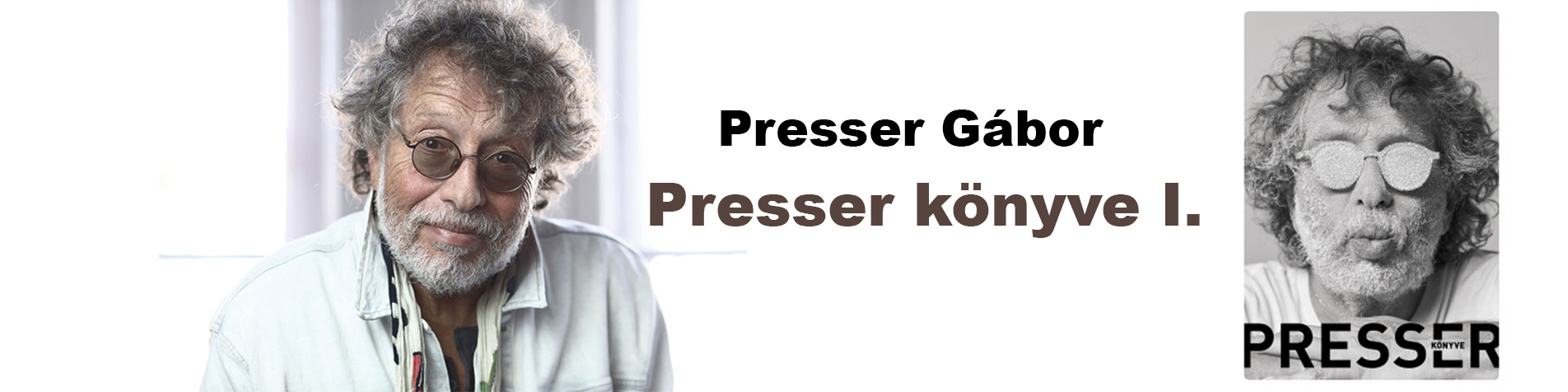 Presser2 - Könyv