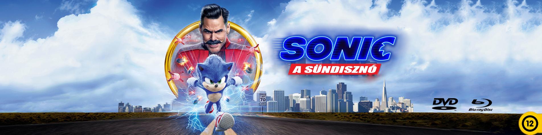 Sonic - DVD