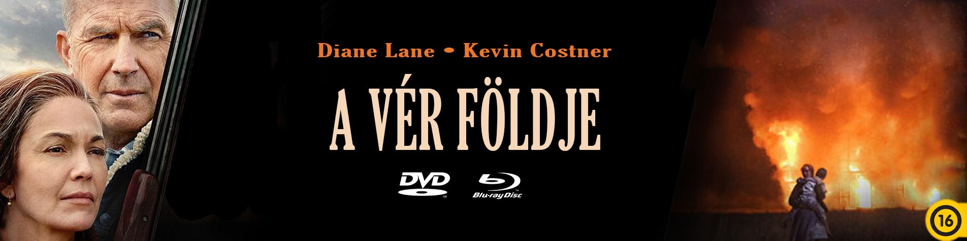 Vérföldje - DVD